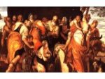 The Anointing of David by Paolo Veronese c1564 -